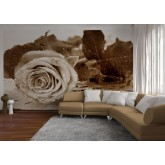 Murals: Wall Mural - Wallpaper Mural for Accent Wall Non-woven FTN 2458