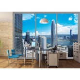 Murals Wall Mural - Wallpaper Mural for Accent Wall Non-woven FTN 2470