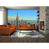 Murals Wall Mural - Wallpaper Mural for Accent Wall Non-woven FTN 2471