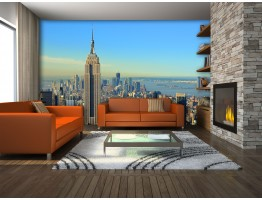 Wall Mural - Wallpaper Mural for Accent Wall Non-woven FTN 2471