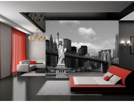 Wall Mural - Wallpaper Mural for Accent Wall Non-woven FTN 2475