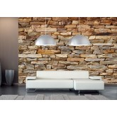 Murals: Wall Mural - Wallpaper Mural for Accent Wall Non-woven FTN 2481