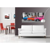 Murals: Wall Mural - Wallpaper Mural for Accent Wall Non-woven FTN H 2702