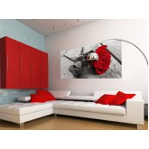 Murals Wall Mural - Wallpaper Mural for Accent Wall Non-woven FTN H 2717