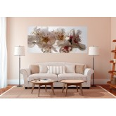 Murals Wall Mural - Wallpaper Mural for Accent Wall Non-woven FTN H 2742