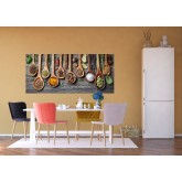 Murals Wall Mural - Wallpaper Mural for Accent Wall Non-woven FTN H 2749
