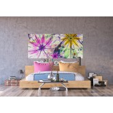 Wall Mural - Wallpaper Mural for Accent Wall Non-woven FTN H 2750