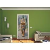 Murals: Wall Mural - Wallpaper Mural for Accent Wall Non-woven FTN V 2800