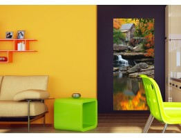Wall Mural - Wallpaper Mural for Accent Wall Non-woven FTN V 2872