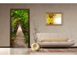 Wall Mural - Wallpaper Mural for Accent Wall Non-woven FTN V 2891