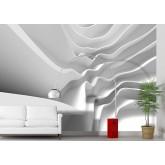 Murals: Wall Mural - Wallpaper Mural for Accent Wall Non-woven FTN XXL 2403