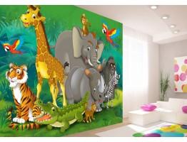 Wall Mural - Wallpaper Mural for Accent Wall Non-woven FTN XXL 2420