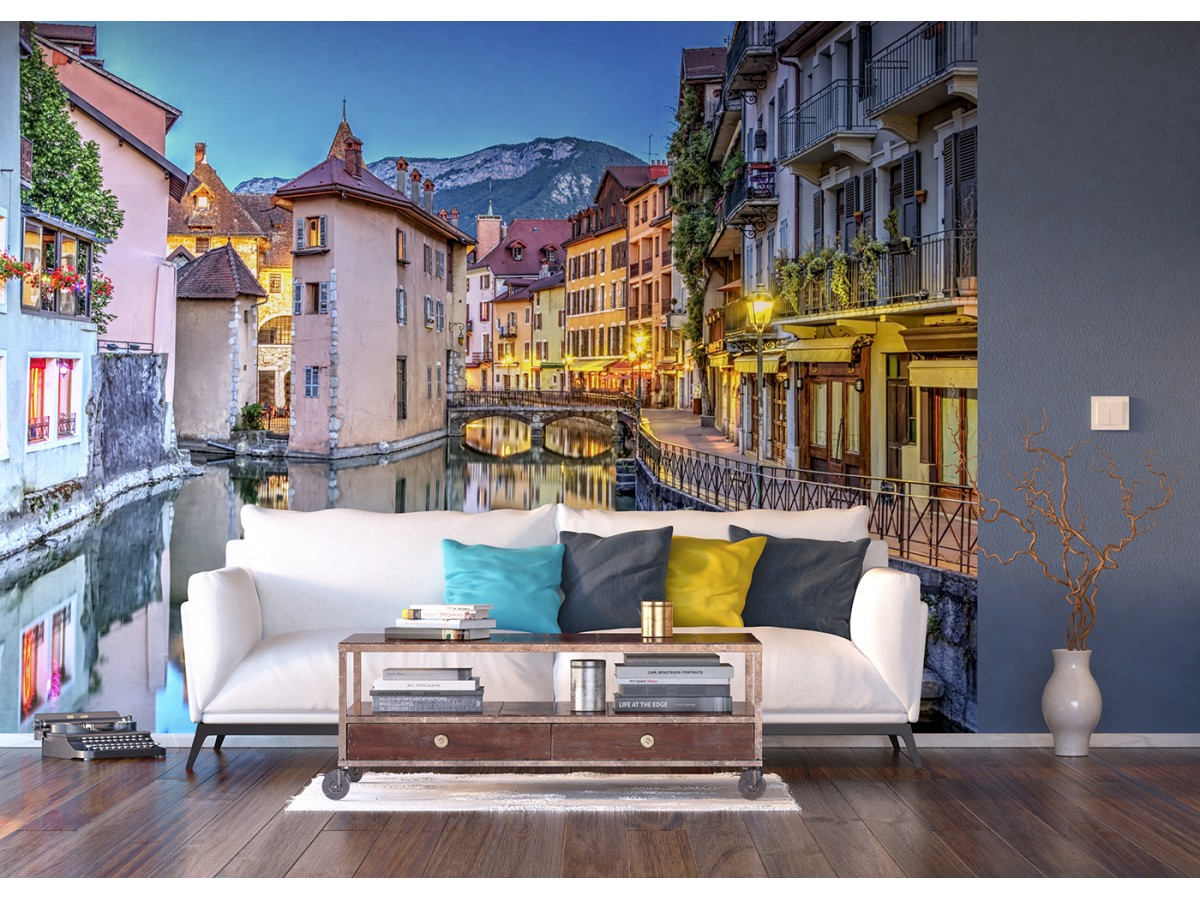 wall mural wallpaper mural for accent wall non woven ftn. Black Bedroom Furniture Sets. Home Design Ideas