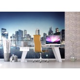 Murals: Wall Mural - Wallpaper Mural for Accent Wall Non-woven FTN XXL 2486