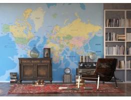 Wall Mural - Wallpaper Mural for Accent Wall Non-woven FTN XXL 2495