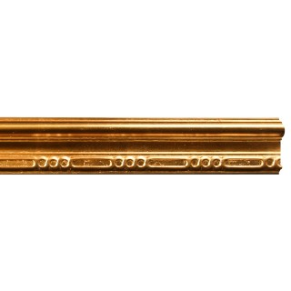 Flat Molding 3 inch Manufactured with Dense Architectural Polyurethane Compound. GF-8608 Molding