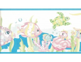 Sea World Wallpaper Border GIR94191B