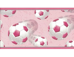 Prepasted Wallpaper Borders - Football Wall Paper Border GIR94252B