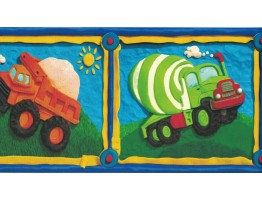 Kids Wallpaper Border GU92031B