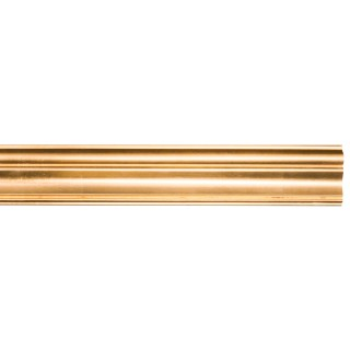 Flat Molding 3 inch Manufactured with Dense Architectural Polyurethane Compound. GF-28 Flat Molding