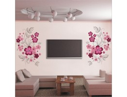 Floral Wall Decals H17151
