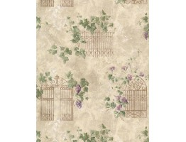 Floral Wallpaper HB24145