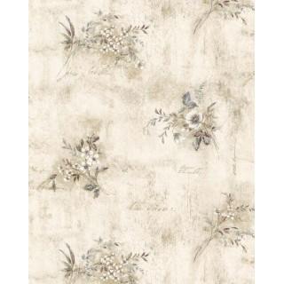 Floral Wallpaper HB24166