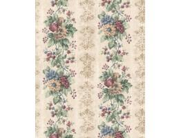 Floral Wallpaper HB24181