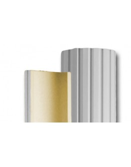 Half Column 7 inch Fluted Shaft (One Half Included)