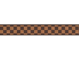 Prepasted Wallpaper Borders - Checkered Wall Paper Border 8719 HF