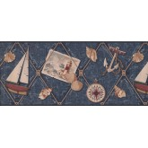 Sea World Borders Sea World Wallpaper Border 9323 HG York Wallcoverings