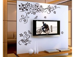 Flower Wall Decals HM0027