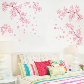 Wall Decals: Floral Wall Decals HM0045B