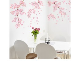 Floral Wall Decals HM0045B