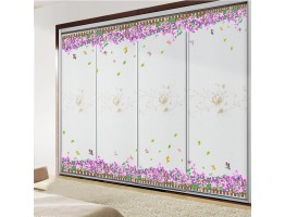 Floral Wall Decals HM0050