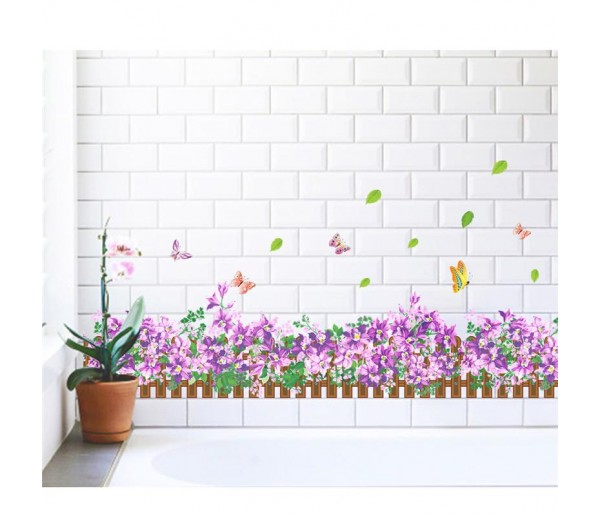 Wall Decals: Floral Wall Decals HM0050