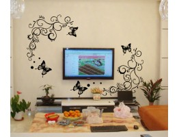 Butterfly Wall Decals HM0051
