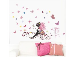 Angel Wall Decals HM0059