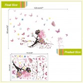 Wall Decals Angel Wall Decals HM0059