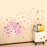 Wall Decals: Fairy Wall Decals HM0068
