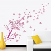Wall Decals: Butterfly Wall Decals HM0072
