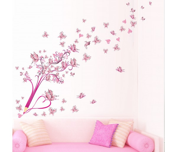 Wall Decals Butterfly Wall Decals HM0072