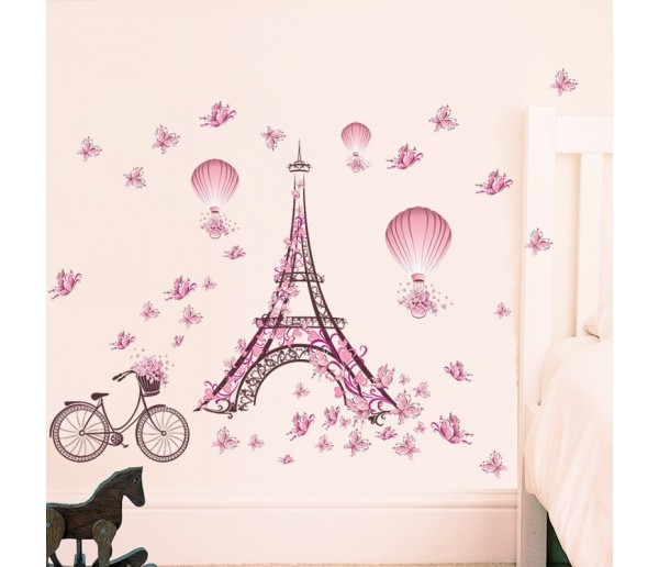 Wall Decals: Butterfly Wall Decals HM0074
