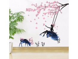 Angel Wall Decals HM0110