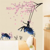 Wall Decals: Angel Wall Decals HM0110