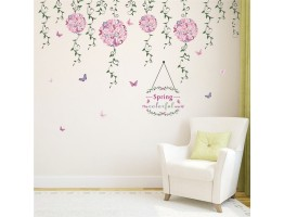 Spring Wall Decals HM0111