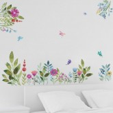 Wall Decals: Floral Wall Decals HM0116