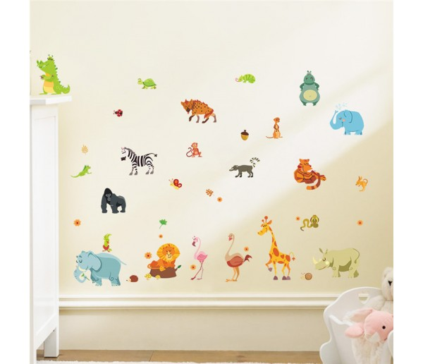 Wall Decals: Animals Wall Decals HM01228