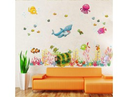 Sea World Wall Decals HM01307