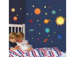 Solar System Wall Decals HM01313